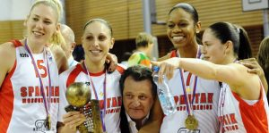 Spartak Moscow women's basketball Team-Owner Murdered in Moscow