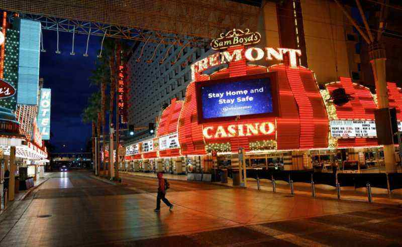 Las Vegas Now Masked as First Full Month of Re-opened Business Nears