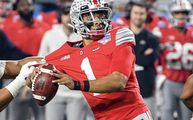 Justin Fields Propels Ohio State Buckeyes to National Championship game