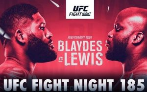 Curtis Blaydes Could Be Sharp Bet to KO Derrick Lewis at UFC Fight Night 185 in Las Vegas