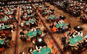 Will there be a World Series of Poker in Las Vegas this year?