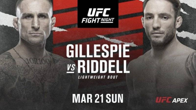 Gregor Gillespie vs Brad Riddell Odds Picks