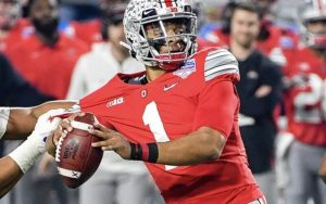 Justin Fields Favorite to be Heading to San Francisco 49ers in 2021 NFL Draft