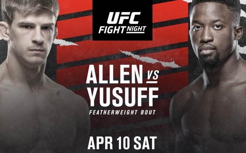 Sodiq Yusuff vs Arnold Allen Odds Picks