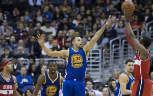 Two-time MVP Stephen Curry Hitting New Highs for Golden State Warriors in April
