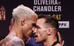 UFC 262 Fight Results & Statistics – Oliveira vs Chandler