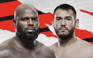 Jairzinho Rozenstruik Has Punching Power and Pedigree to Beat Augusto Sakai at UFC Vegas 28