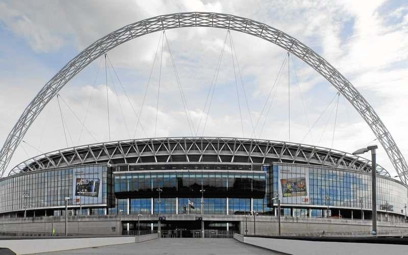 Wembley Stadium London England