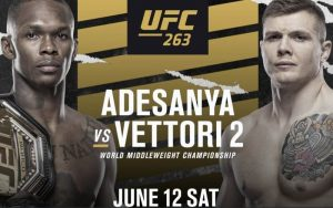 UFC 263: Israel Adesanya Could Have Too Much Big Fight Experience for Marvin Vettori in Arizona