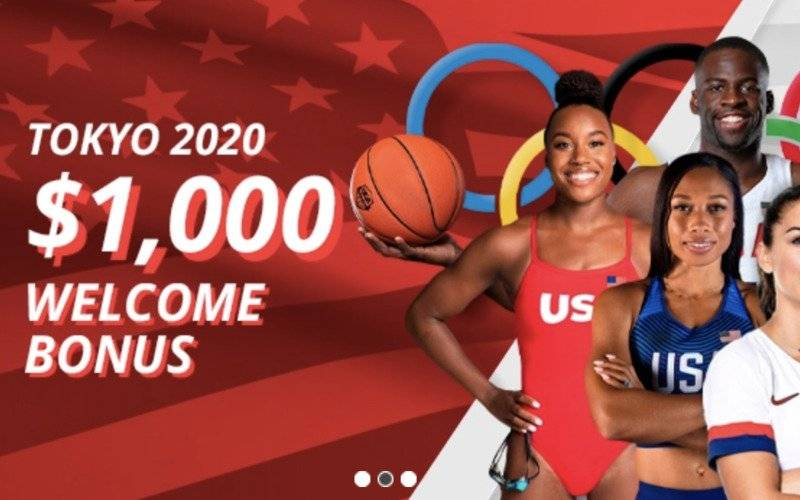 BetOnline Olympics Betting Bonus