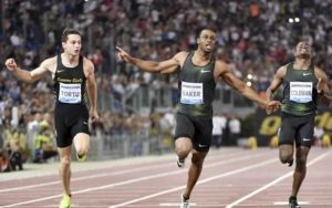 Olympics Betting: Ronnie Baker The Man in Form Coming into 2020 Tokyo Olympic 100 Metres