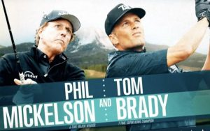 Betting Odds for The Match IV: Bryson DeChambeau & Aaron Rodgers vs Phil Mickelson and Tom Brady