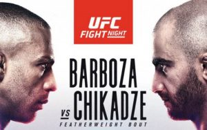 Can Edson Barboza Make Experience Count Against Up & Coming Giga Chikadze at UFC Vegas 35?