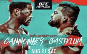 Kelvin Gastelum Faces a Tough Task in Trying to Beat Hard-Hitting Jared Cannonier at UFC Vegas 34