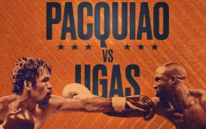 Boxing Odds: Manny Pacquiao To Fight Late Replacement Yordenis Ugás in Vegas on Saturday
