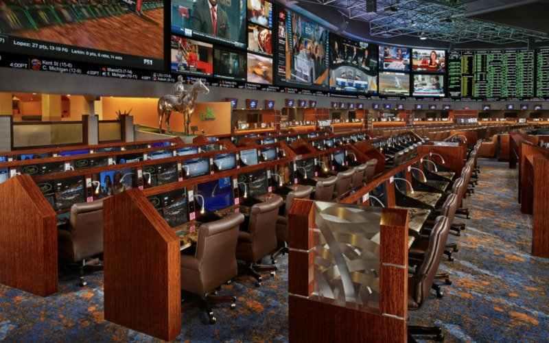 Westgate Sportsbook Vegas