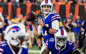 Josh Allen Wins the Showdown with Patrick Mahomes to Move Top of Betting Odds for NFL MVP