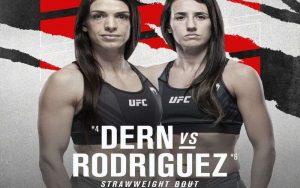 UFC Fight Night 194: Mackenzie Dern Has Momentum in Strawweight Division Against Marina Rodriguez