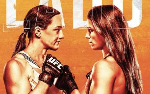 UFC Vegas 40 Odds: Aspen Ladd Steps Up in Weight to Fight Norma Dumont