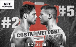 Marvin Vettori's Superior Grappling Skills Can Count Against the Power of Paulo Costa at UFC Vegas 41